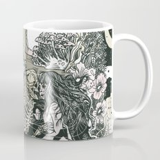 Little Bit Evil Coffee Mug
