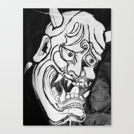 Jmask Canvas Print