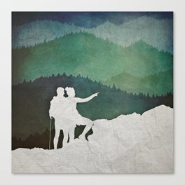 Trailblazers Canvas Print