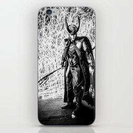 A God Unleashed iPhone Skin