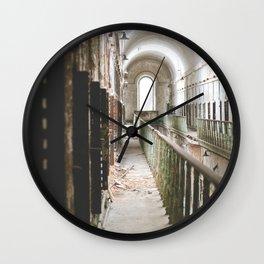 Cell Walk Wall Clock