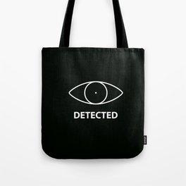 Detected - Skyirm Tote Bag