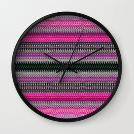 Rambutan 1 Wall Clock