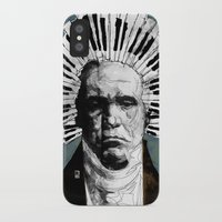 beethoven iPhone & iPod Cases featuring Beethoven by Ed Pires
