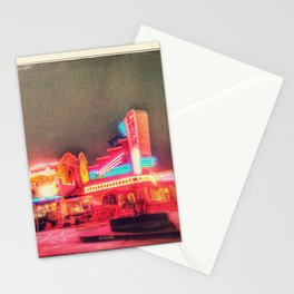 Glowing With Good Feelings Stationery Cards