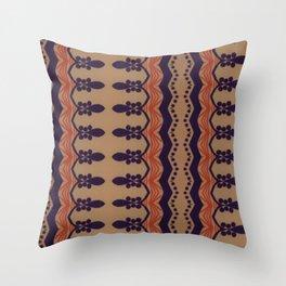 CECIL & NEVIL SERIES 4 Throw Pillow