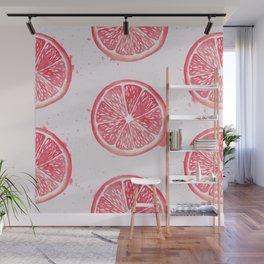 GrapeFruit P.F Wall Mural
