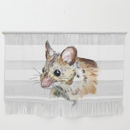 Little Brown Mouse Wall Hanging