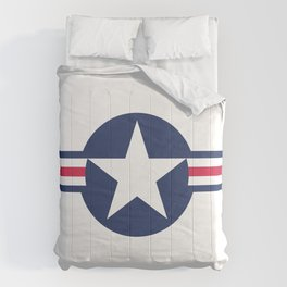 US Air force insignia Comforters