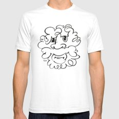 Doodle of the day VI SMALL Mens Fitted Tee White