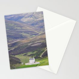 Corgarff Castle | Cairngorms National Park, Scotland | Fine art landscape photography Stationery Cards
