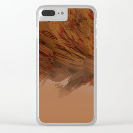 Armored zeppelin Clear iPhone Case