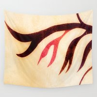 dragons Wall Tapestries featuring Dragons Tail by Mirabella Market