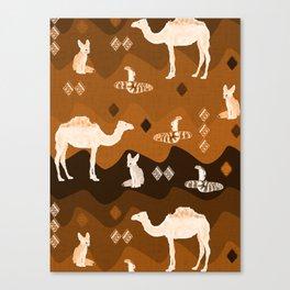 SAHARA Canvas Print