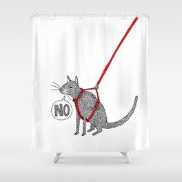 NO. Cat. NO.   Shower Curtain