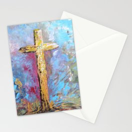 Colors of the Cross Stationery Cards