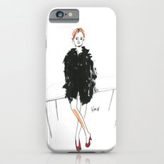 Stella - Cool Downtown Girl in Marker and Gouache iPhone 6s Slim Case