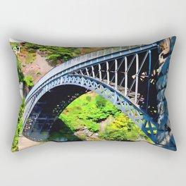 Craigellachie Bridge Rectangular Pillow
