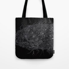 Life of Oceans: The Deep Sea Fish Tote Bag
