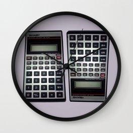 Fuck Math Wall Clock