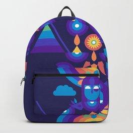 Rainbow Warrior Backpack