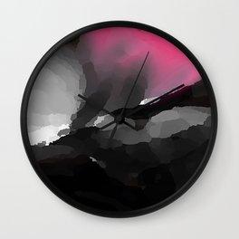 Digital Abstraction 013 Wall Clock