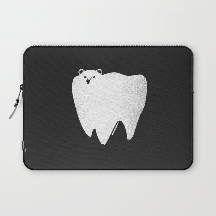 Molar Bear Laptop Sleeve