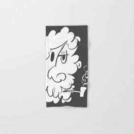 The Doodle Smoker Hand & Bath Towel