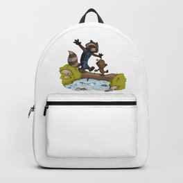 Rocket and Groots Backpack