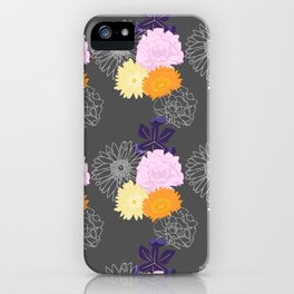 Sweet Florals iPhone Case