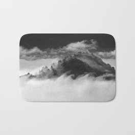 Waves clouds. BN Bath Mat
