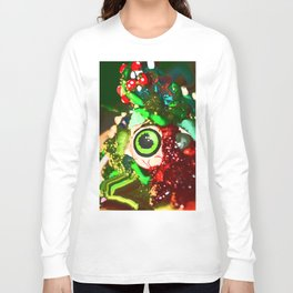 Bad Looking Monsters from Outter Space Long Sleeve T-shirt