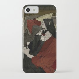 Vampire Lovers iPhone Case