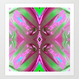 Phantasy world 1 Art Print