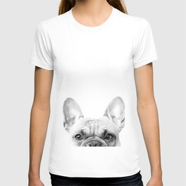 Bruno The French Bulldog T-shirt