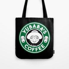 Yubaba's Coffee Tote Bag