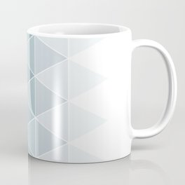 Triangle Pattern Coffee Mug