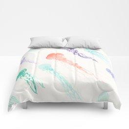 Jellyfish festival Comforters