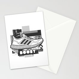 Boost Life Stationery Cards
