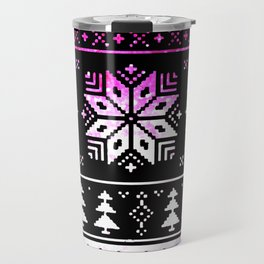 Galaxy-Sweater Travel Mug