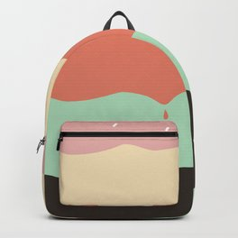 Ice Cream Layers Backpack