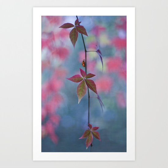 Just a beautiful day Art Print