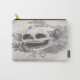 Madam Death Carry-All Pouch