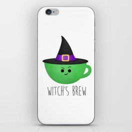 Witch's Brew iPhone Skin