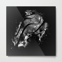 Spaced Out Metal Print