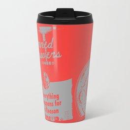 Canned Answers Travel Mug