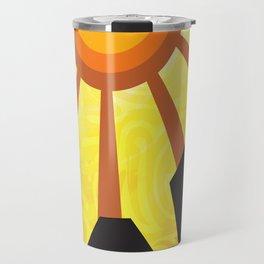 solar energy Travel Mug