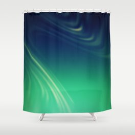 Aura Shower Curtain