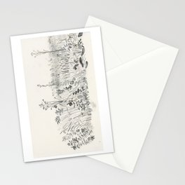 Polder close-up Stationery Cards