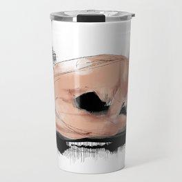 Fish-woman Travel Mug